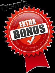 tyson's bonus