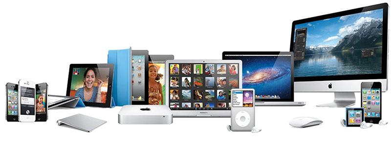 how to make more sales like the Apple product line does