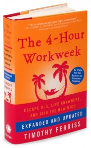 the 4 hour work week - entrepreneur daily routine