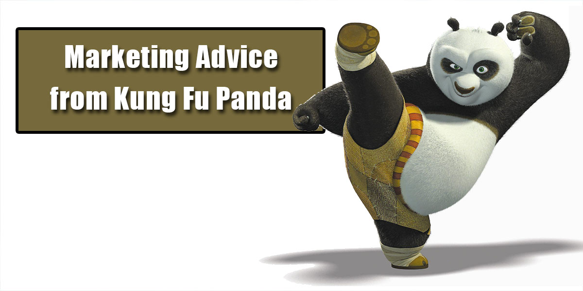 Marketing Advice From Kung Fu Panda Quotes