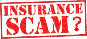 is insurance a scam