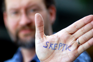 network marketing skeptic